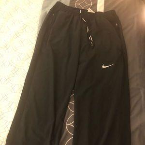 Nike Pants - Nike Dri-Fit Running Pants size L